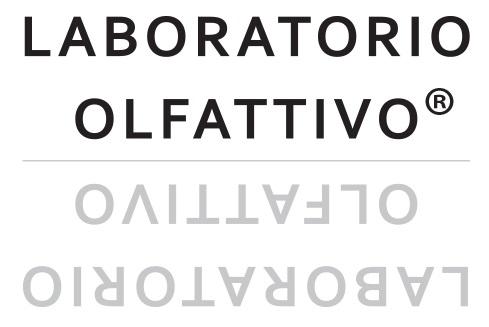 ラボラトリオ オルファティーボ(LABORATORIO OLFATTIVO)
