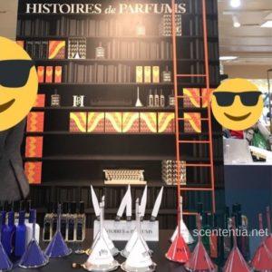 イストワール ドゥ パルファン(Histoires de Parfums) サロンドパルファン2020 (3)