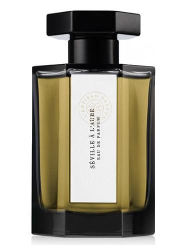 『セヴィーヤ ローブ(Seville l'Aube)』ラルチザン パフューム(L'Artisan Parfumeur)