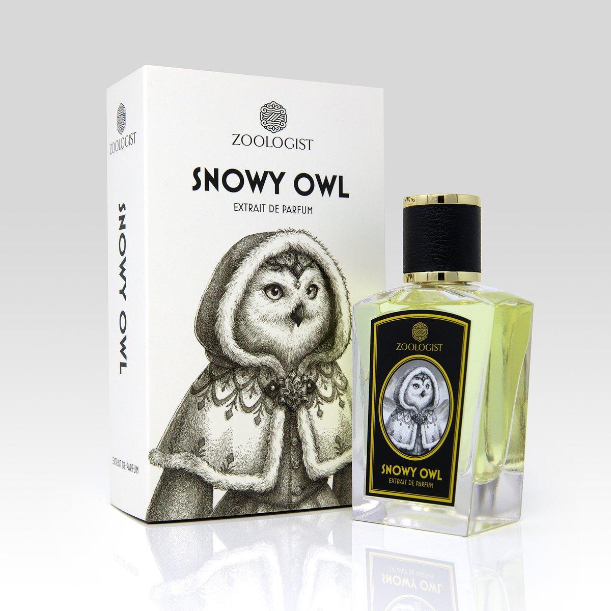 Snowy Owl Zoologist